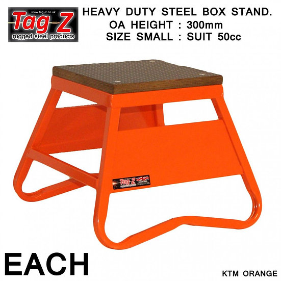 HEAVY DUTY BOX STAND 3 SIZES