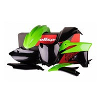 POLISPORT BOX KIT - KAWASAKI