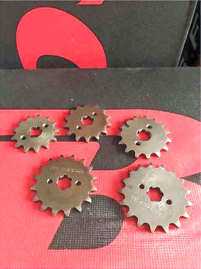 FRONT SPROCKET 17MM
