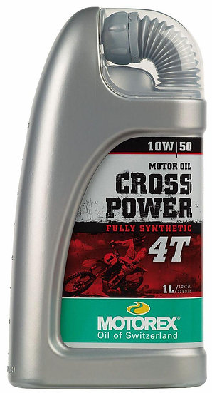 Motorex 1L Crosspower 10W50