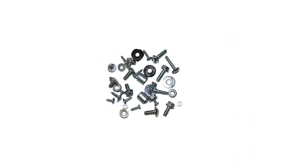 Plastics Fitting Kit