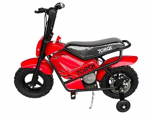 Torqi E-250 24v kids electric bike