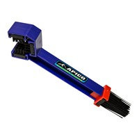 CHAIN CLEANING BRUSH BLUE
