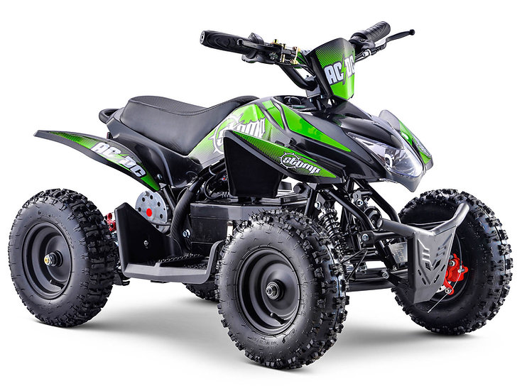 ACDC Electric ATV Neon Green
