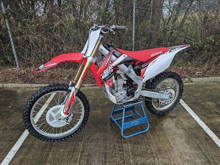 HONDA CRF 250 R 2011