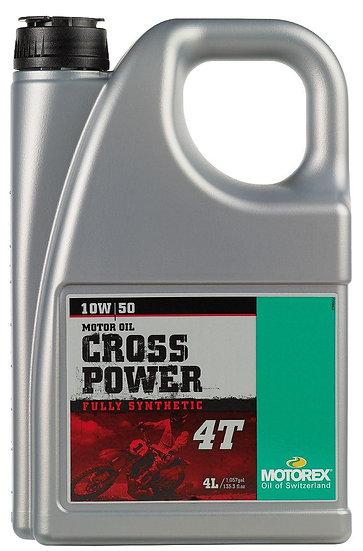 Motorex 4L Crosspower 10W50