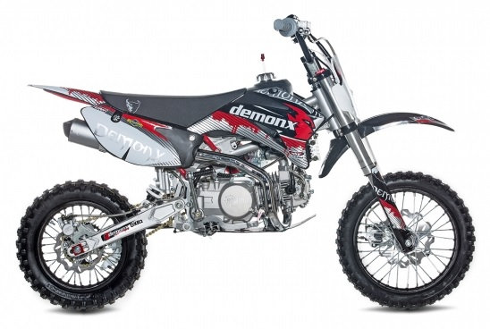 Demon X - DXR2 - 140 pit bike
