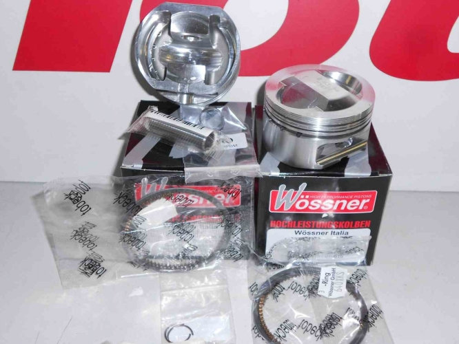 Wossner forged piston diam. 64 high compression for YX 150cc and 160cc engines
