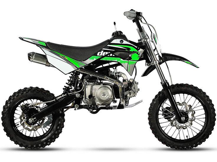 Demon X PZ110 Pit Bike