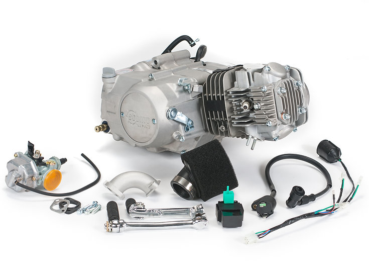 STOMP Engine Kit – Lifan 125cc (Manual)