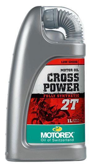 Motorex 1L Crosspower 2T