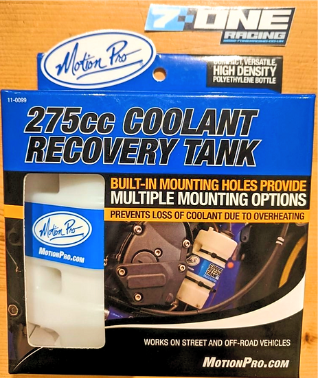MOTION PRO COOLANT RECOVERY SYSTEM