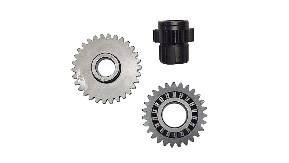 Idle Kick Start Gears