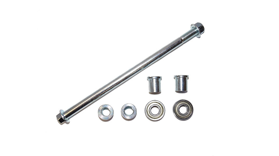 Swing Arm Spindle Kit – 12mm