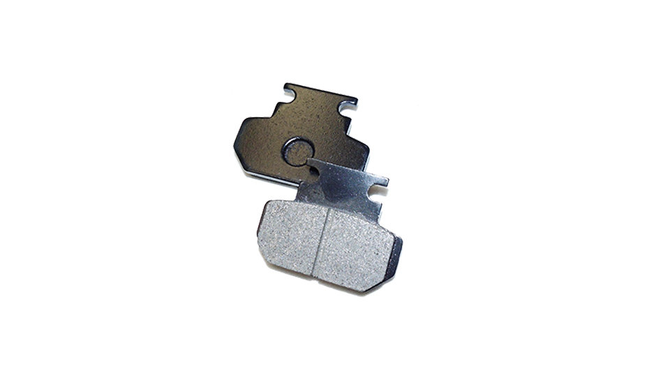 STOMP Front Brake Pads – JuiceBox 3