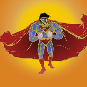 """""""Superman: Solarized"""""""
