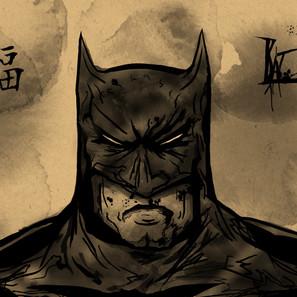 """""""Batman, Samurai"""""""