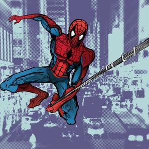 """""""The Web-Slinger"""""""