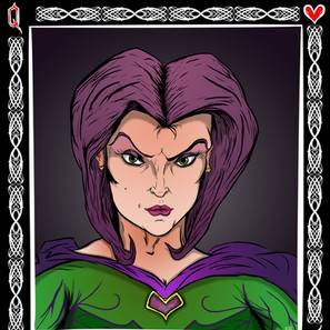 """""""The Queen of Hearts"""""""