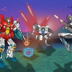 """""""Transformers: Battle for Cybertron"""""""