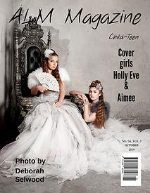 ALM Magazine October 2018- Halloween  -
