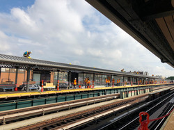 Astoria Queens, NY station