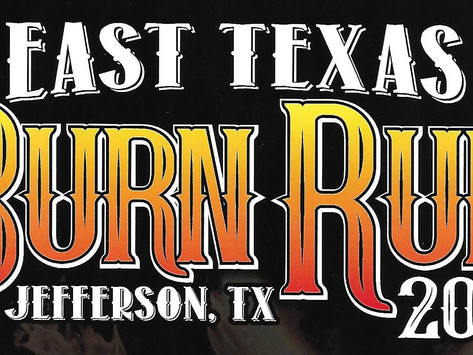 Ready for a road trip to Jefferson TX?