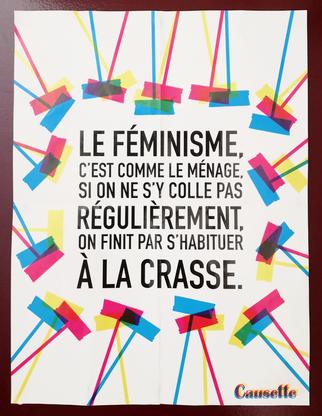 Affiche Causette, What else?