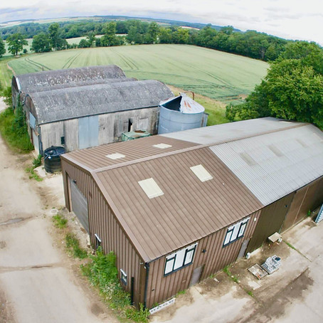 Class Q secures consent for conversion of Dutch barn to 4 homes in Grade II Listed Shortgrove Park
