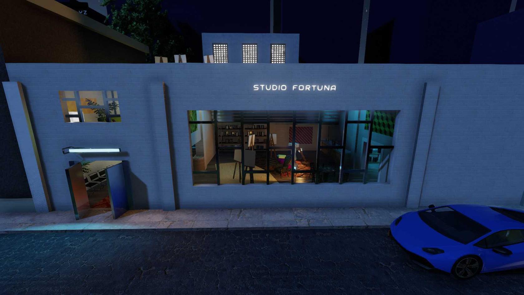 Studio Fortuna by KorinKairos
