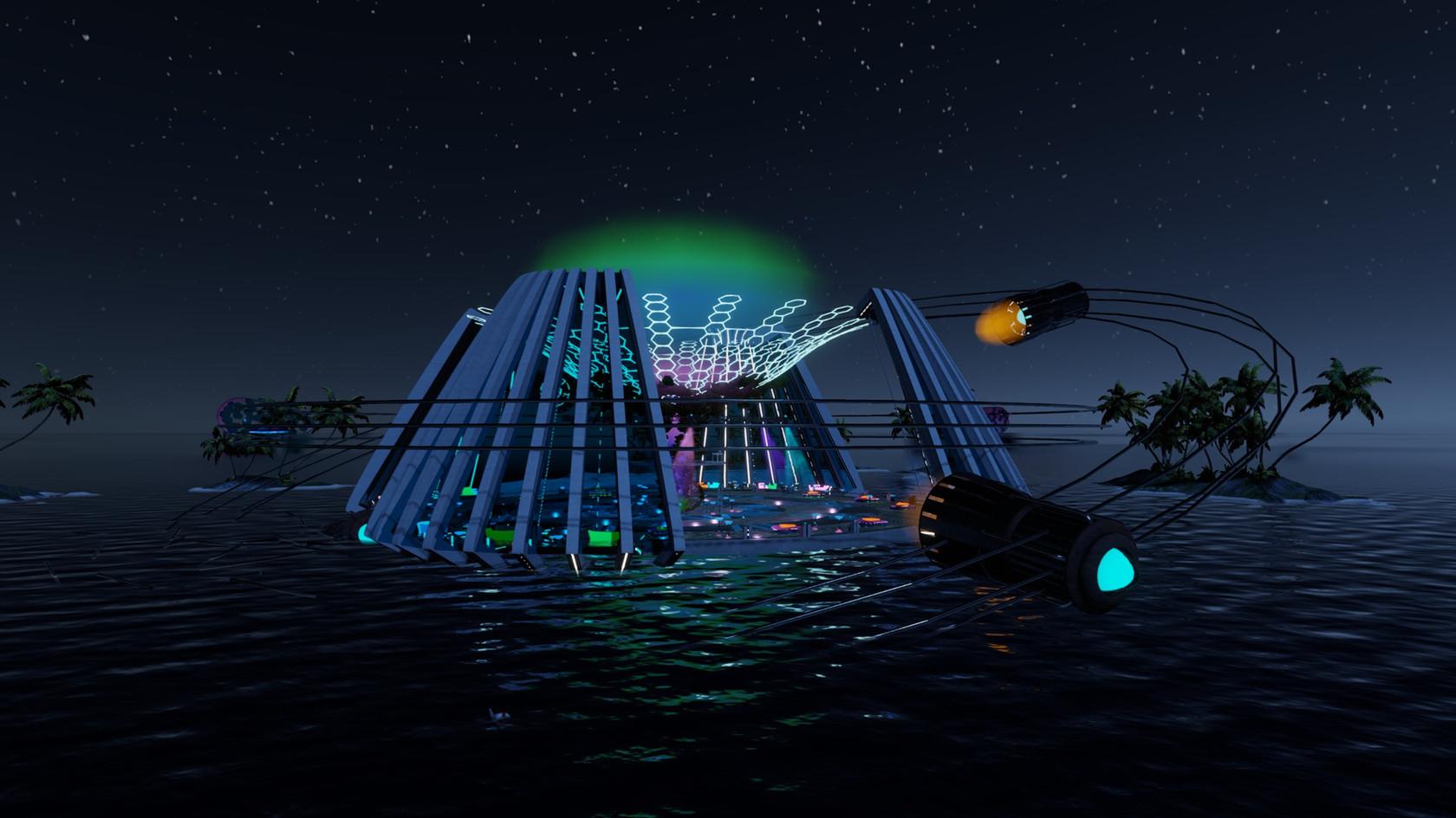"The ""Comet"" Club by Redji & Manyasha"
