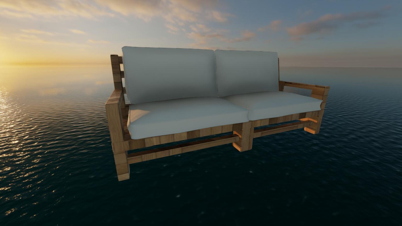Sofa by Torax