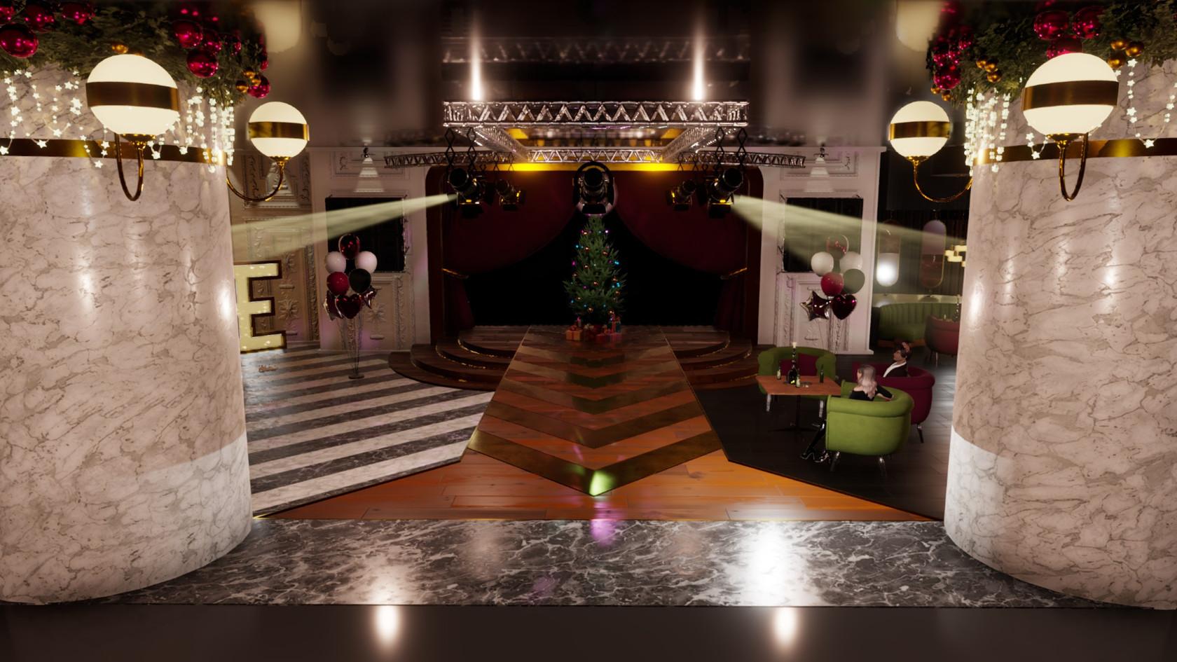 The Alice Club by Redji & Manyasha