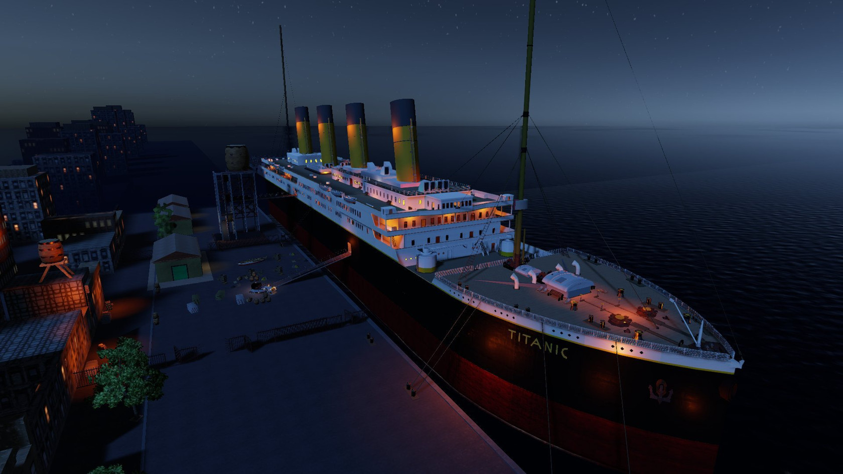 Titanic by Pagos