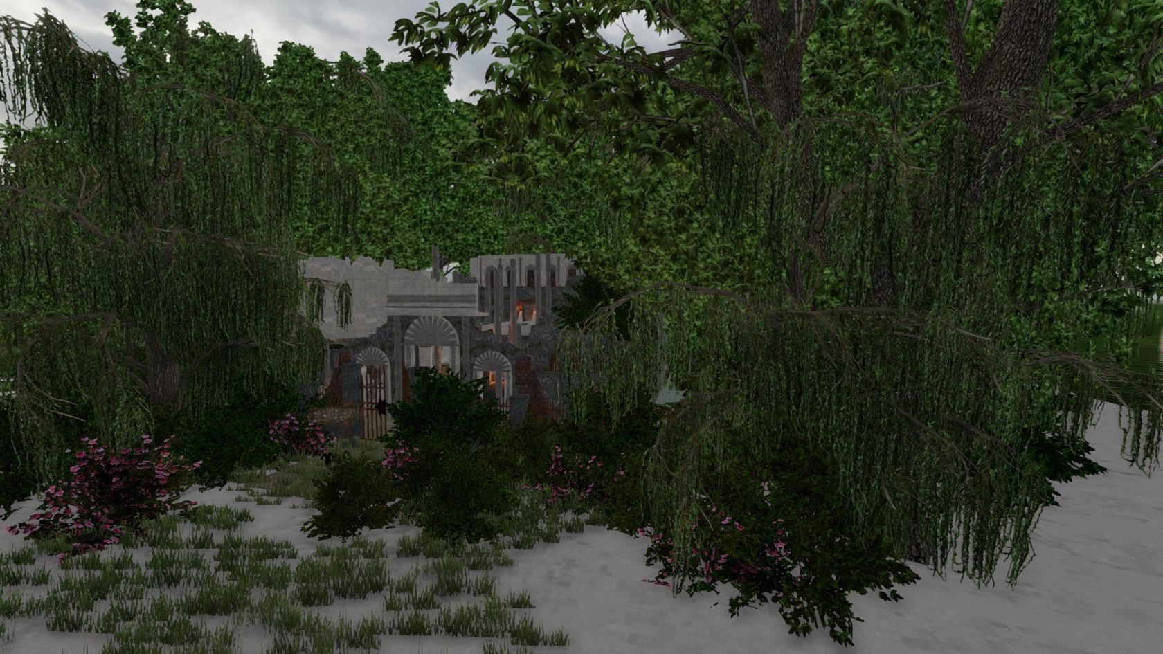 Abandoned Ruins by SweetTia