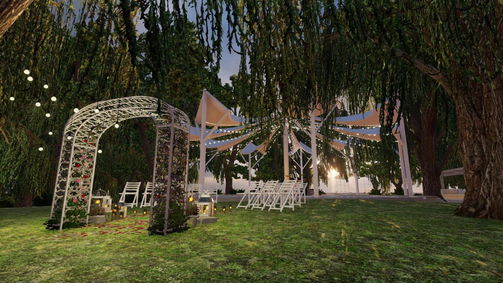 Wedding Location by Redji & Manyasha