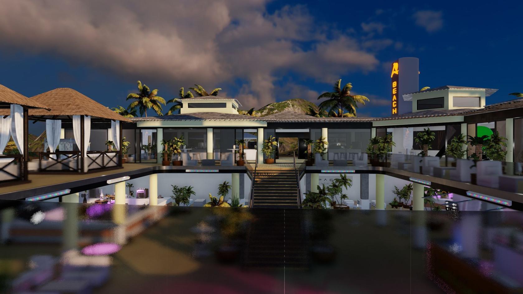 Papagayo Beach Club by Redji & Manyasha