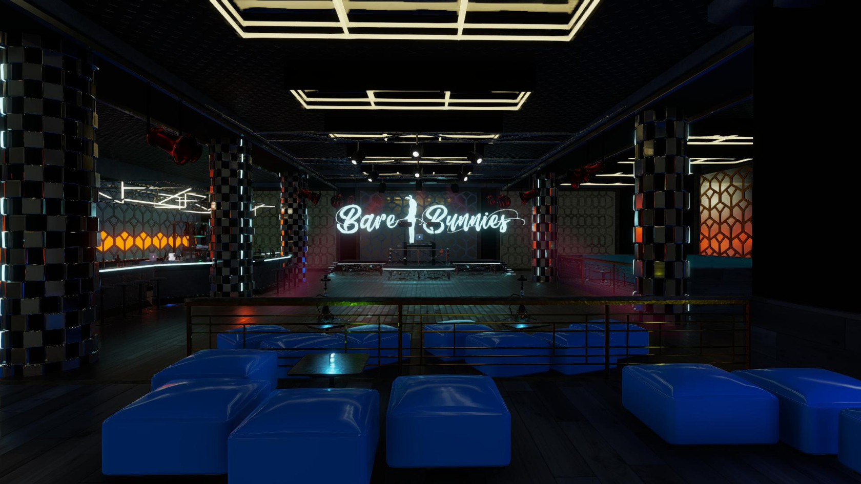 The Avenue Club Berlin by Redji & Manyasha