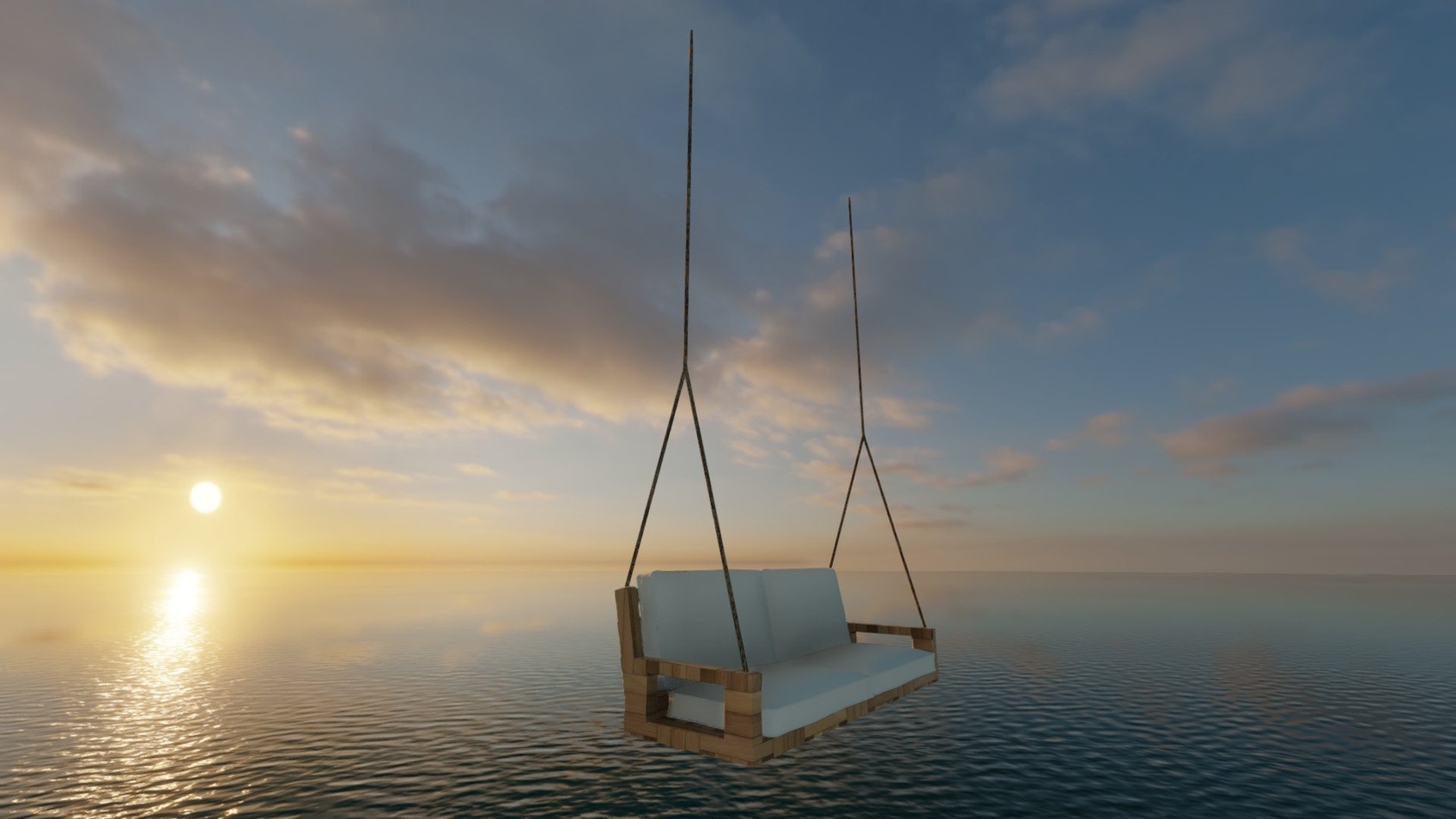 Swinging Sofa by Torax