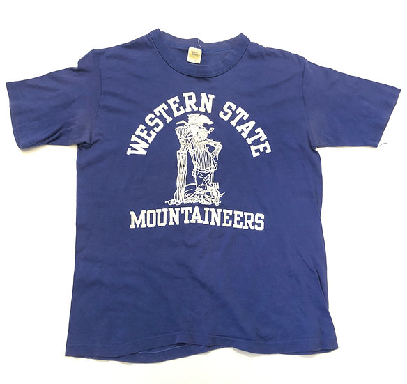 80s Western State Mountaineers