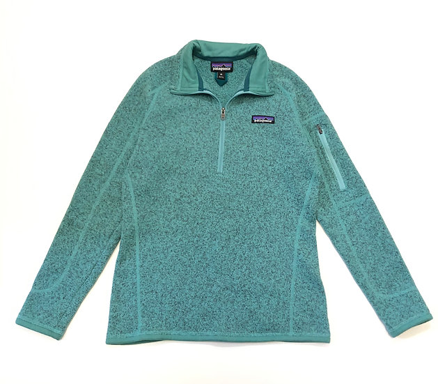 Patagonia Better Sweater Fleece (Teal)