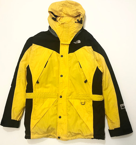 90s The North Face Extreme Light Jacket (Yellow/Black)