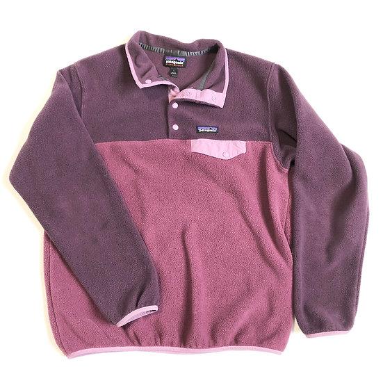 Patagonia Two-Tone T-Snap Fleece