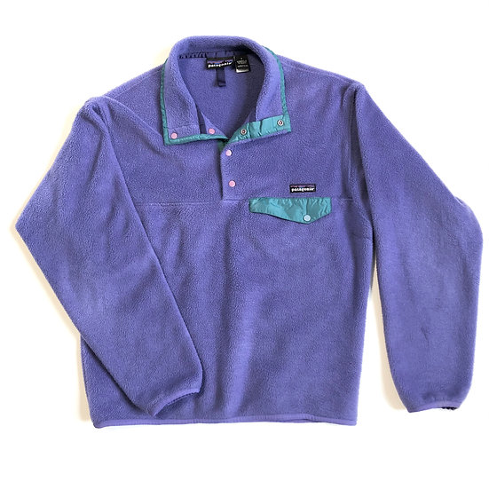 90s Patagonia T-Snap Fleece