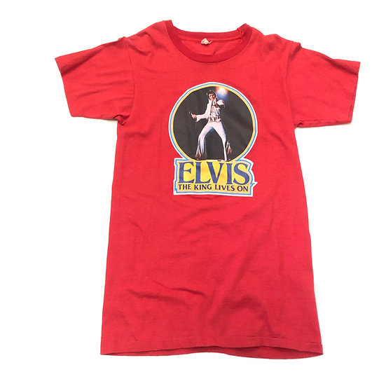 70s Elvis Presley Iron-On T-Shirt