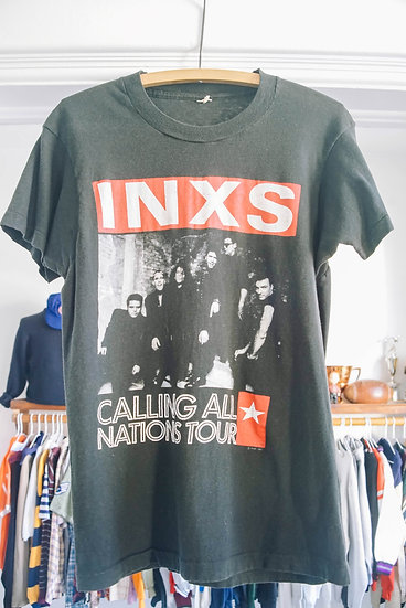1988 INXS Calling All Nations Tour