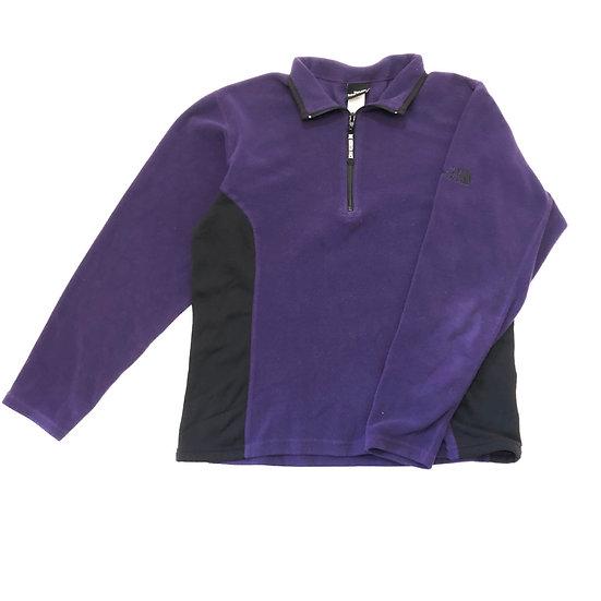 90s The North Face Women's Fleece (Purple)