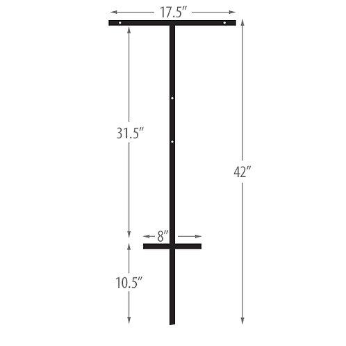 T-Bar Stake