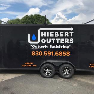 HIEBERT GUTTERS
