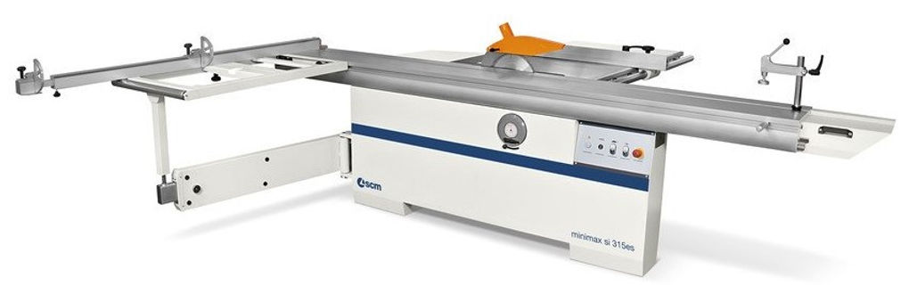 Minimax SI315ES Programmable Panel Saw